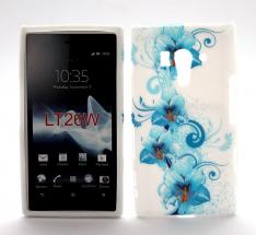 billigamobilskydd.se TPU Designcover Sony Xperia Acro S (LT26w)