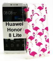 billigamobilskydd.se TPU-Designkotelo Huawei Honor 8 Lite