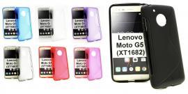 billigamobilskydd.se S-Line TPU-muovikotelo Lenovo Moto G5 (XT1682)