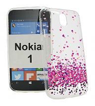 billigamobilskydd.se TPU-Designkotelo Nokia 1
