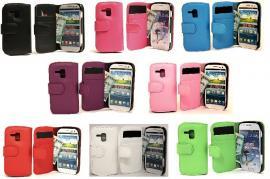 billigamobilskydd.se Lompakkokotelot Samsung Galaxy Trend (S7560 & s7580)