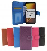 billigamobilskydd.se Jalusta Lompakkokotelo Samsung Galaxy S20 (G980F)