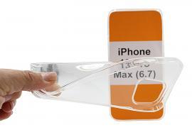 billigamobilskydd.se Ultra Thin TPU Kotelo iPhone 13 Pro Max (6.7)