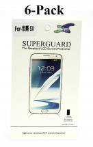 billigamobilskydd.se Kuuden kappaleen näytönsuojakalvopakett Huawei Honor 5X