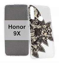 billigamobilskydd.se TPU-Designkotelo Honor 9X