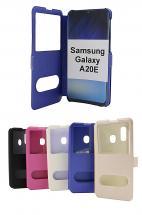 billigamobilskydd.se Flipcase Samsung Galaxy A20e (A202F/DS)
