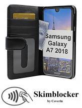 CoverIn Skimblocker Lompakkokotelot Samsung Galaxy A7 2018 (A750FN/DS)