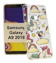 billigamobilskydd.se TPU-Designkotelo Samsung Galaxy A9 2018 (A920F/DS)