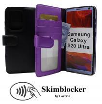 CoverIn Skimblocker Lompakkokotelot Samsung Galaxy S20 Ultra (G988B)