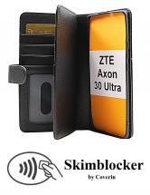 CoverIn Skimblocker XL Wallet ZTE Axon 30 Ultra 5G