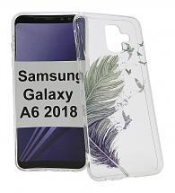 billigamobilskydd.se TPU-Designkotelo Samsung Galaxy A6 2018 (A600FN/DS)