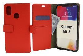 billigamobilskydd.se Jalusta Lompakkokotelo Xiaomi Mi 8