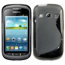 billigamobilskydd.se S-Line TPU-muovikotelo Samsung Galaxy xcover 2