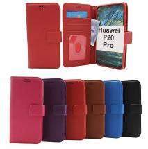 billigamobilskydd.se New Jalusta Lompakkokotelo Huawei P20 Pro (CLT-L29)