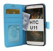 billigamobilskydd.se New Jalusta Lompakkokotelo HTC U11