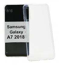 billigamobilskydd.se Ultra Thin TPU Kotelo Samsung Galaxy A7 2018 (A750FN/DS)