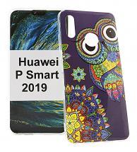 billigamobilskydd.se TPU-Designkotelo Huawei P Smart 2019