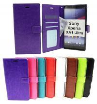 billigamobilskydd.se Crazy Horse Lompakko Sony Xperia XA1 Ultra (G3221)