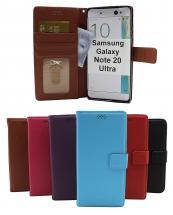 billigamobilskydd.se New Jalusta Lompakkokotelo Samsung Galaxy Note 20 Ultra 5G (N986B/DS)