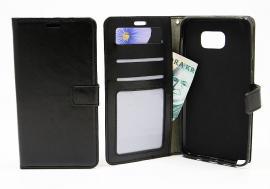 billigamobilskydd.se Crazy Horse Lompakko Samsung Galaxy Note 5 (SM-N920F)
