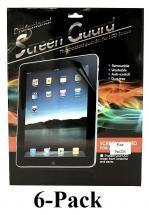 billigamobilskydd.se Kuuden kappaleen näytönsuojakalvopaketti iPad 2,3 & 4
