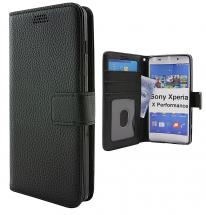 billigamobilskydd.se New Jalusta Lompakkokotelo Sony Xperia X Performance (F8131)