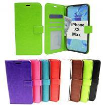 billigamobilskydd.se Crazy Horse Lompakko iPhone Xs Max