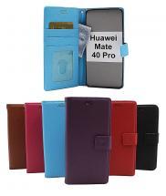 billigamobilskydd.se New Jalusta Lompakkokotelo Huawei Mate 40 Pro
