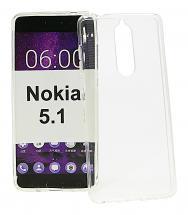 billigamobilskydd.se TPU-suojakuoret Nokia 5.1