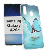 billigamobilskydd.se TPU-Designkotelo Samsung Galaxy A20e (A202F/DS)