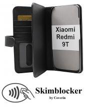 CoverIn Skimblocker XL Wallet Xiaomi Redmi 9T