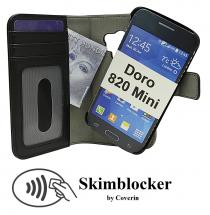 CoverIn Skimblocker Magneettikotelo Doro Liberto 820 Mini
