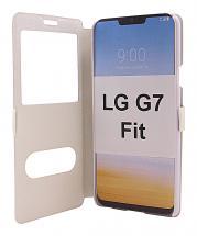billigamobilskydd.se Flipcase LG G7 Fit (LMQ850)