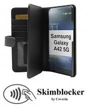 CoverIn Skimblocker XL Wallet Samsung Galaxy A42 5G