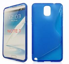 billigamobilskydd.se S-Line TPU-muovikotelo Samsung Galaxy Note 3 (n9005)