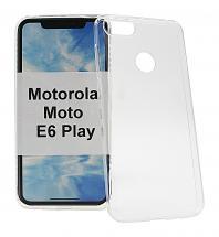 billigamobilskydd.se Ultra Thin TPU Kotelo Motorola Moto E6 Play