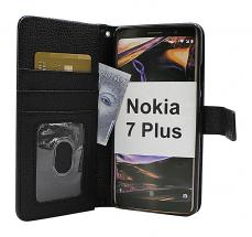 billigamobilskydd.se New Jalusta Lompakkokotelo Nokia 7 Plus