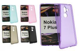 billigamobilskydd.se TPU-suojakuoret Nokia 7 Plus