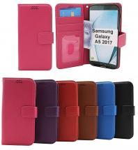 billigamobilskydd.se New Jalusta Lompakkokotelo Samsung Galaxy A5 2017 (A520F)