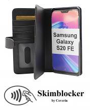 CoverIn Skimblocker XL Wallet Samsung Galaxy S20 FE / S20 FE 5G