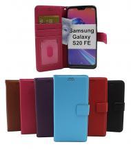 billigamobilskydd.se Jalusta Lompakkokotelo Samsung Galaxy S20 FE/S20 FE 5G