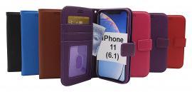 billigamobilskydd.se New Jalusta Lompakkokotelo iPhone 11 (6.1)