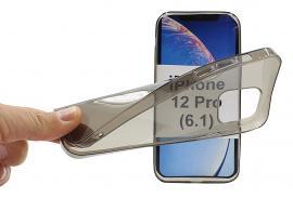 billigamobilskydd.se Ultra Thin TPU Kotelo iPhone 12 Pro (6.1)