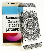 billigamobilskydd.se TPU-Designkotelo Samsung Galaxy J7 2017 (J730FD)