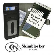 CoverIn Skimblocker Magneettikotelo Samsung Galaxy Xcover 4 (G390F)F)