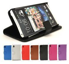 billigamobilskydd.se Jalusta Lompakkokotelo HTC Desire 816