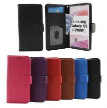 billigamobilskydd.se New Jalusta Lompakkokotelo Samsung Galaxy S9 (G960F)