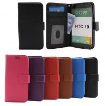 billigamobilskydd.se New Jalusta Lompakkokotelo HTC 10