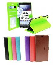 billigamobilskydd.se Crazy Horse Lompakko Sony Xperia XA Ultra (F3211)