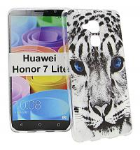 billigamobilskydd.se TPU-Designkotelo Huawei Honor 7 Lite